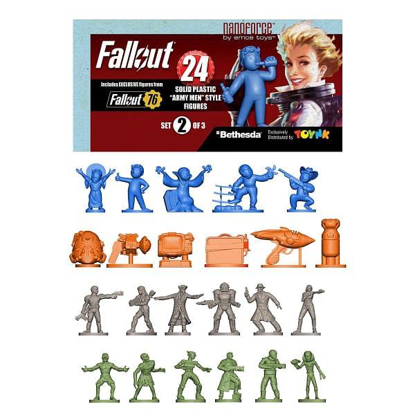 Fallout Nanoforce Figures 2