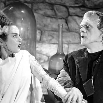 Universal Delays Production Of The Bride Of Frankenstein