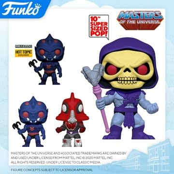 Funko London Toy Fair 2020 Reveals: Wallace and Gromit, MOTU!