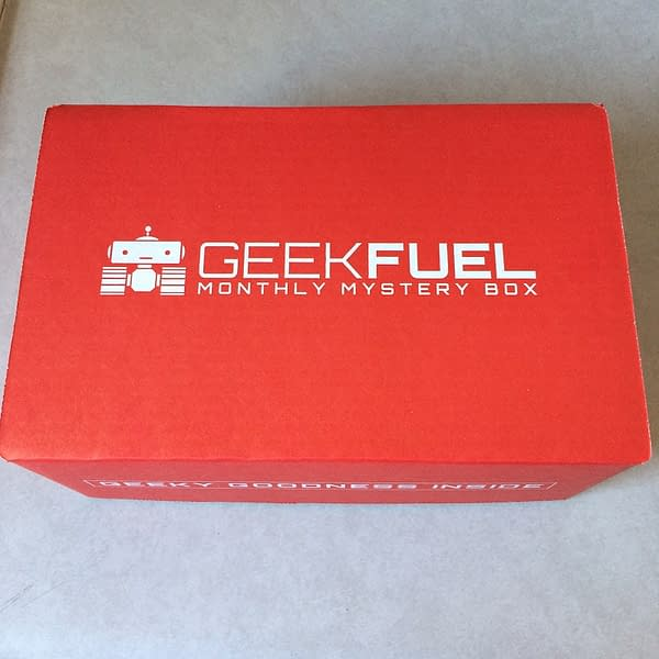 What's In The Box?!: Geek Fuel – July 2017