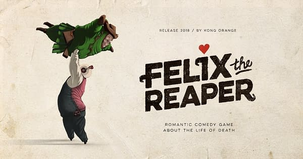 Death Has a Mixtape in Felix The Reaper at PAX West