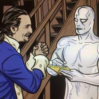 When Marvel Legally Failed to Publish Hamilton Comics