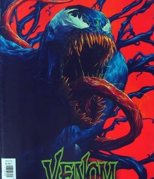 Venom #25 Dave Rapoza Cover