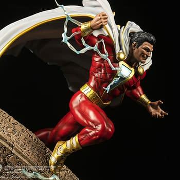 XM Studios Shazam DC Comics Rebirth Statue