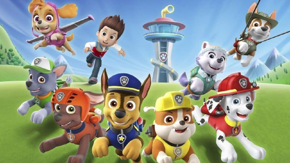 Nickelodeon 'Paw Patrol' Joins List of Renewed Kid's Programs