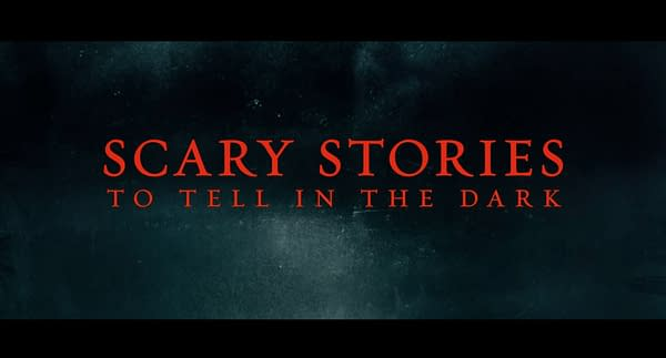"""""""Scary Stories To Tell In The Dark"""" Trailer"""
