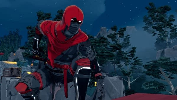 We Preview Aragami: Shadow Edition at PAX West