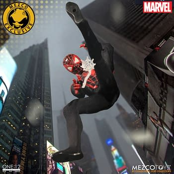 Mezco Toyz Gives Us The Miles Morales Of Our Dreams
