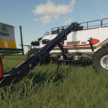 """Farming Simulator 19"" Will Get The Bourgault DLC On March 10th"