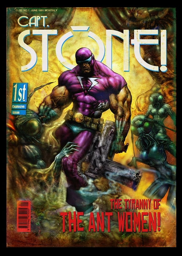 Liam Sharp Launches Madefire Publisher At San Diego