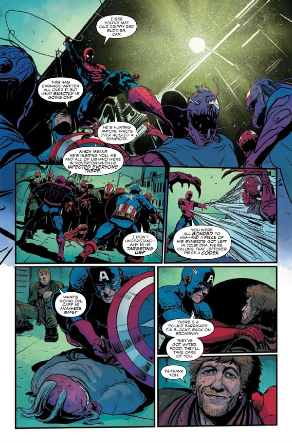 Absolute Carnage: Avengers #1