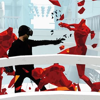 SUPERHOT VR: Arcade Edition Coming To Arcades This Year