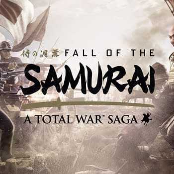 Creative Assembly Announces A Total War Saga: Fall Of The Samurai
