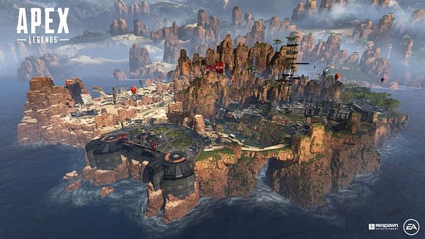 """""""Apex Legends"""" Brings Back Kings Canyon For The Weekend"""
