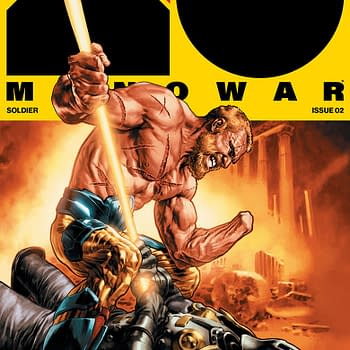 Kindt And Giorello Bring Excitement Back To Comics Shops With X-O Manowar #2