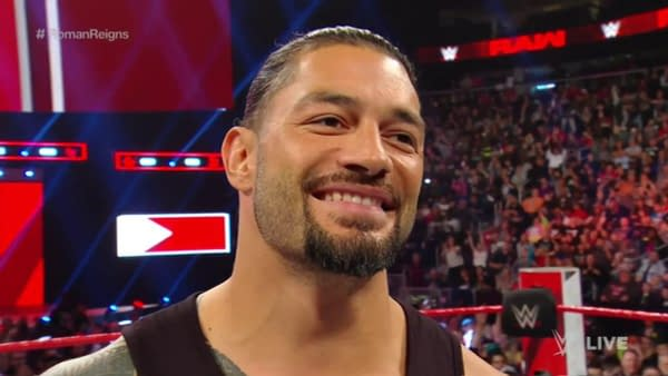 Roman Reigns Beats Cancer, Announces Return to WWE
