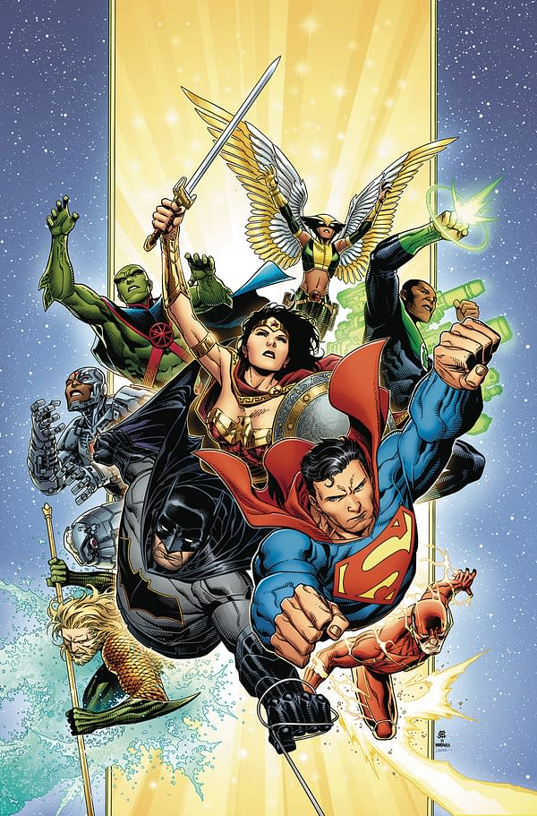 10 Things I Can Tell You About Justice League #1 by Scott Snyder and Jim Cheung