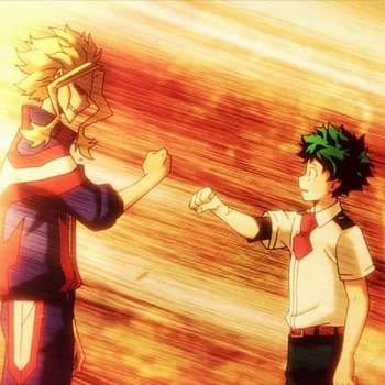 "My Hero Academia S4xE6: ""An Unpleasant Talk"" [REVIEW]"