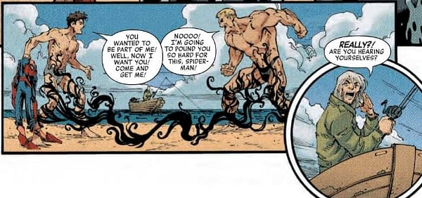 Finally, The Spider-Man/Venom Slashfic We've Been Waiting for in Cosmic Ghost Rider Destroys Marvel History #2