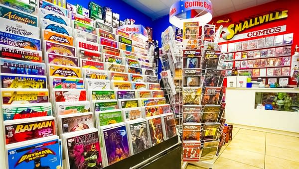 """Long Read: Is This An """"Extinction Event"""" For The Comic Shop As We Know It? Or Are They """"Too Stupid To Quit, Too Dumb To Die""""?"""