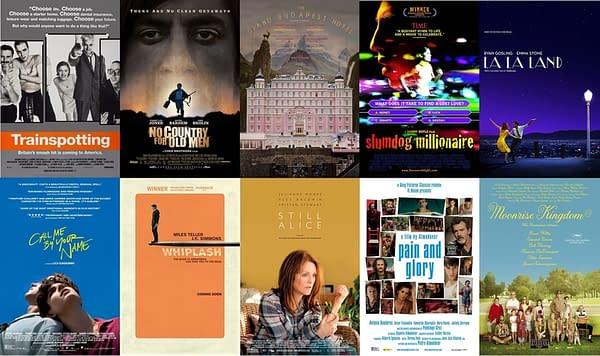 Trainspotting, La La Land, Regal Cinemas Réductions sur les films indépendants
