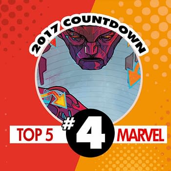 Top Marvel Comics of 2017 #4: Ultimates Squared #9 by Al Ewing and Travel Foreman