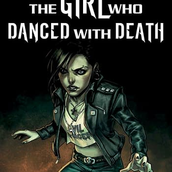 Titan Comics to Publish All-New Lisbeth Salander in The Girl Who Danced with Death in August