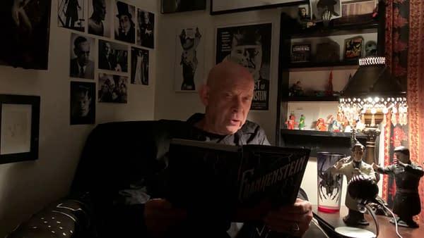 Hellraiser Icon Doug Bradley lance une chaîne YouTube et son impressionnant