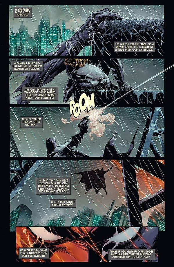 """Find Out What Batman Calls His """"Little Gotham"""" in This Preview of Batman #86"""