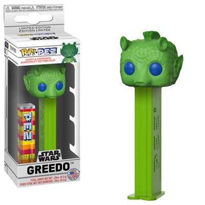 Funko Pez Star Wars Greedo