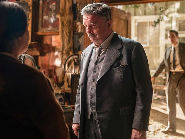 "Penny Dreadful: City of Angels season 1, episode 5 ""Children of the Royal Sun"" (image: Showtime)"