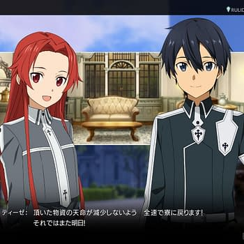"""Sword Art Online: Alicization Lycoris"" Gets A New Story Trailer"