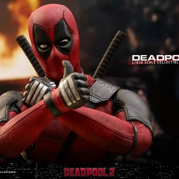 Hot Toys Deadpool 2 Deadpool 7