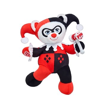 Harley Quinn Build A Bear