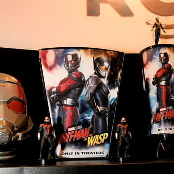 CinemaCon2018- Tons of Collectibles From Solo Incredibles Infinity War Coming To Theaters This Summer