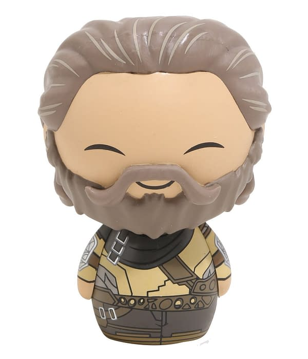 An image of the Guardians Galaxy 2 Ego Funko Dorbz figure