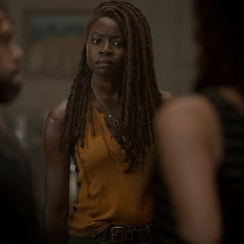 The Walking Dead Season 10: Michonne Shines a Light on Things [PREVIEW]