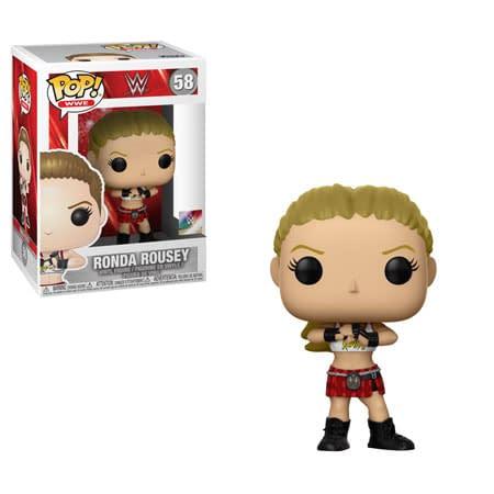 FUnko WWE Ronda Rousey
