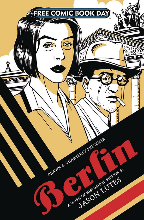 Final Issue of Jason Lutes's Berlin and Two New Graphic Novels: Drawn & Quarterly March 2018 Solicits