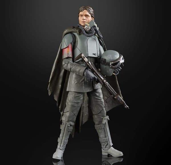 Star Wars Black Series Solo Mudtrooper Han