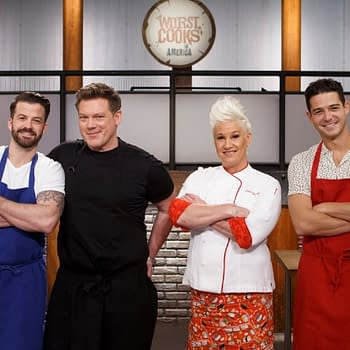 A scene from the season 19 finale of Worst Cooks in America (Image: Food Network).