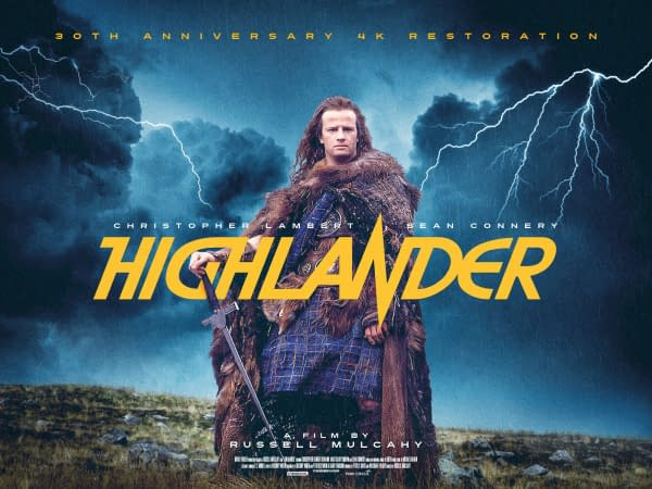 Chad Stahelski Gives Pretty Promising 'Highlander' Reboot Update; TV vs Film