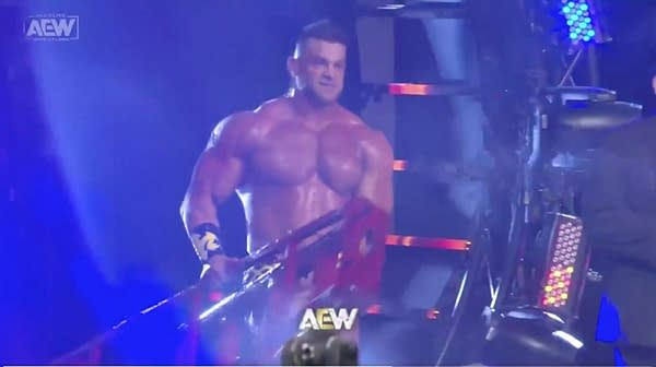 Brian Cage debuts at AEW Double or Nothing
