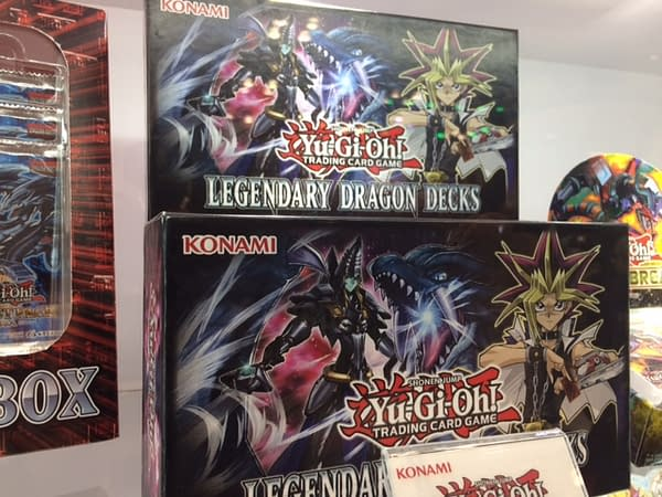 Yu-Gi-Oh! Debuts New Special Decks And More At NYCC 2017