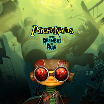 Double Fine Will Release A Physical Copy Of Psychonauts In The Rhombus Of Ruin