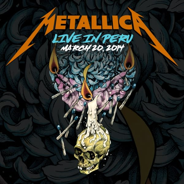 Metallica Mondays Heads To Lima, Peru For Tonights By Request Set