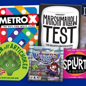 Gamewright Announces New Games For 2020