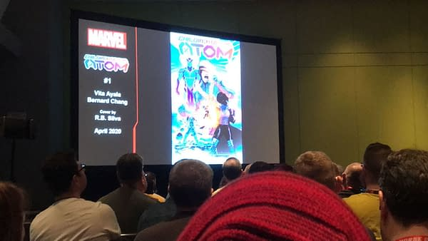 Preview Art from Upcoming X-Books at the C2E2 X-Men Panel - X-Men #8, X-Force #9, More