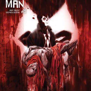Valiant Promises Movement on Shadowman Movie from JMS and Reginald Hudlin at ECCC