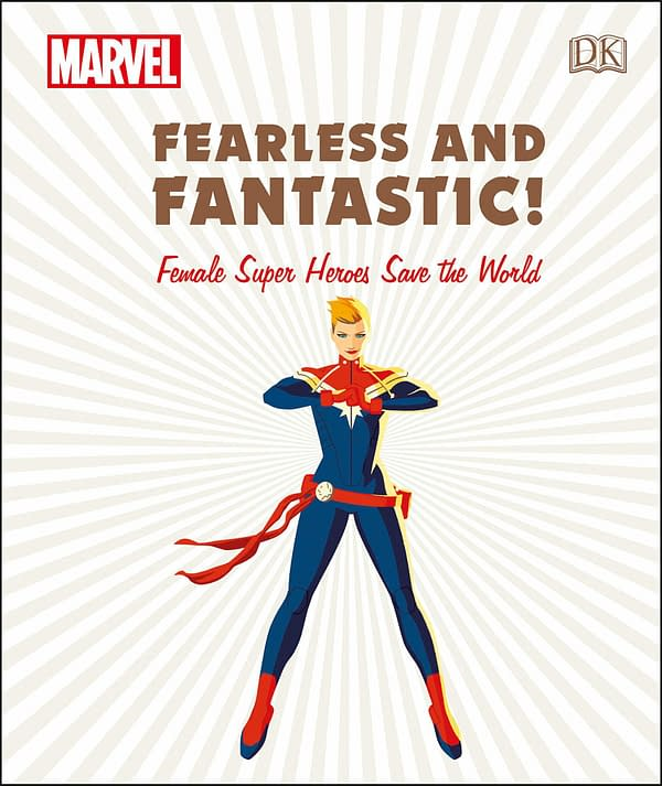 Review – Marvel: Fearless And Fantastic!